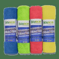 Productos de Limpieza- LD Higiene-Granada-Bayeta Cooptech multiusos antibacterias azul