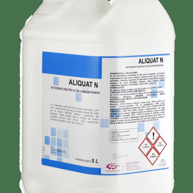 Productos de limpieza-Limpiador Fungicida- LD Higiene