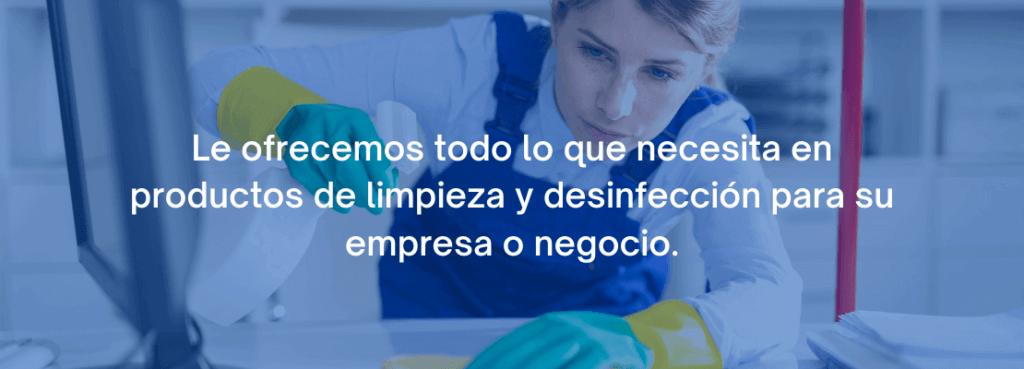Proveedores de Productos de limpieza-Todo para su empresa y hogar- LD Higiene- Granada